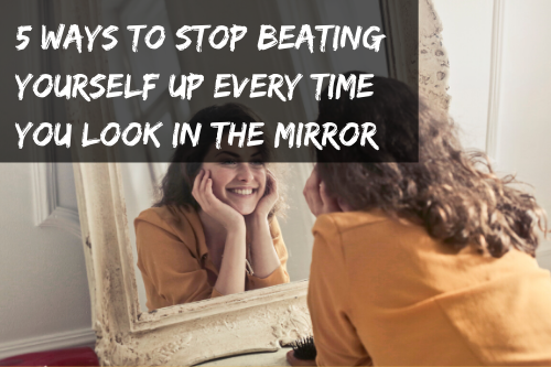 The voice in your head is a d***- 5 steps to break through negative self talk