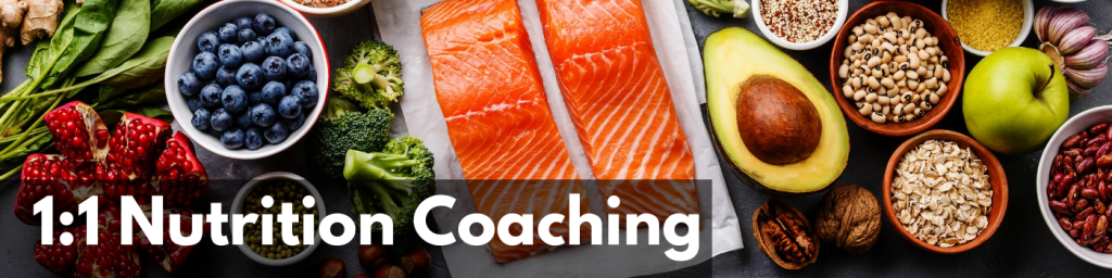 Nutrition and lifestyle coaching programs  online
