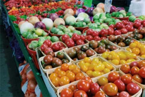 cómo comer más frutas y verduras
