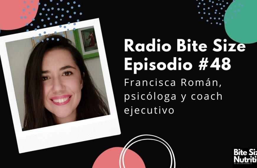 Autocompasión con Francisca Román